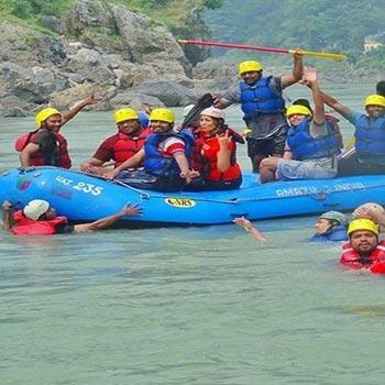 Rishikesh Rafting Jumping Tour