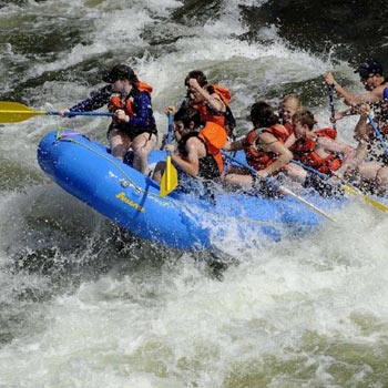 River Rafting Packages