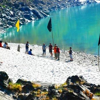 Rishikesh Rafting Camping Tour