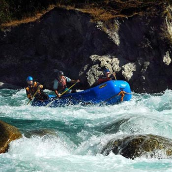 Alaknanda Rafting Expedition Tour