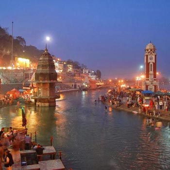 Mussoorie - Rishikesh - Haridwar Tour
