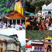 Yamunotri - Gangotri - Kedarnath - Badrinath Package