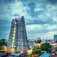 Madurai - Kodai - Rameshwaram - Kanyakumari Tour