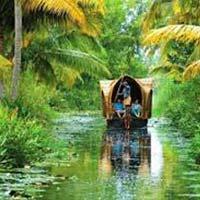 Thekkady - Munnar - Alleppey Tour