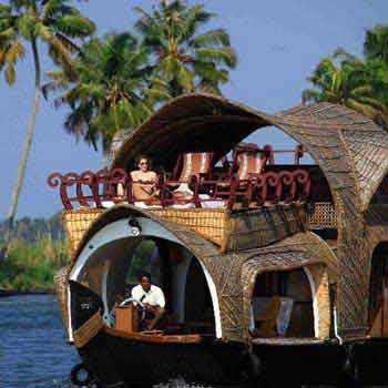 Cochin - Alleppey - Kumarakom Tour