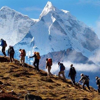 Trek In Kashmir Tour