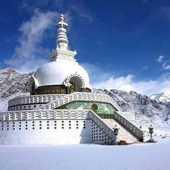 Glimpses of Ladakh Tour 3 Nights 4 Days