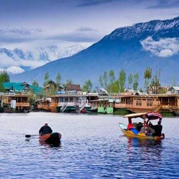 Magic Kashmir Tour 10 Nights 11 Days