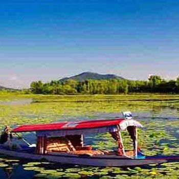 Blessing of Kashmir Tour 6 Nights 7 Days