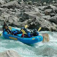Alaknanda Rafting Expedition Package