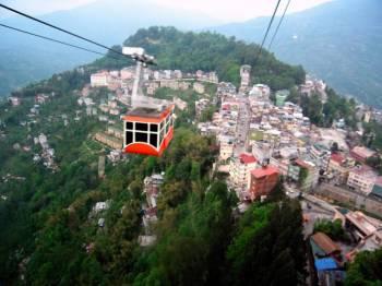 Sikkim ( 02 Darjeeling + 03 Night Gangtok ) – Ex Bagdogra/njp