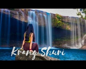 Krang Suri Waterfall Say Trip Tour