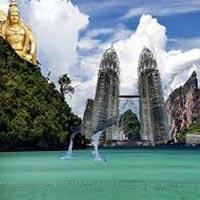 Singapore: Malaysia:Thailand Tour