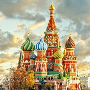 Russia 6N7D Tour
