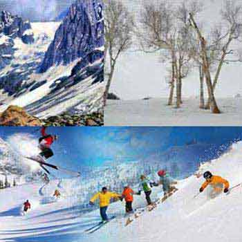 Skiing in Gulmarg Package