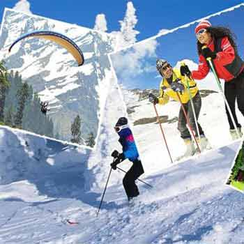 Himachal 8 Night 9 Days Tour Package