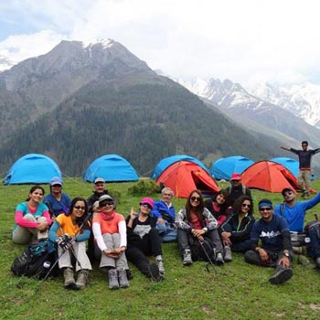 Best of Himachal Group Tour