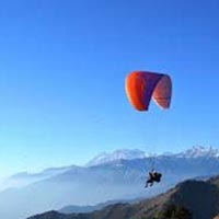 Paragliding Camping Short Tour