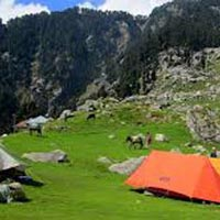Paragliding,Camp, Trek & Angling Tour
