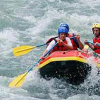 Adventure -Rafting Tour Package