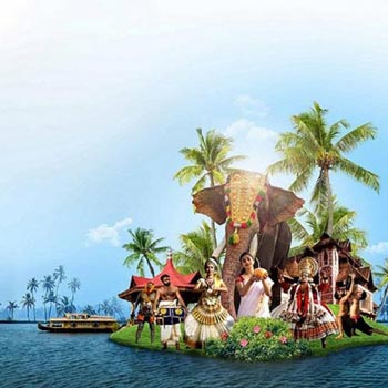 3 Nights 4 Days Kerala Tour Package