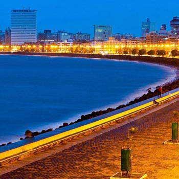 Golden Triangle with Mumbai Tour