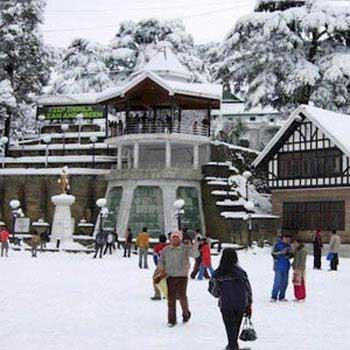 Chandigarh - Shimla - Kullu - Manali - Dalhousie Tour
