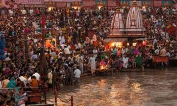 Religious Haridwar-rishikesh Mussoorie Agra Vrindavan Tour