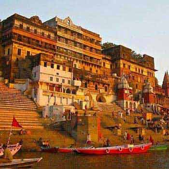 Golden Triangle with Rajasthan & Varanasi Tour