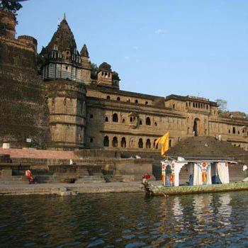 Mandu with Omkareshwara Tour