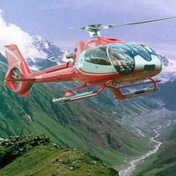 Kedarnath Helicopter Tour from Dehradun