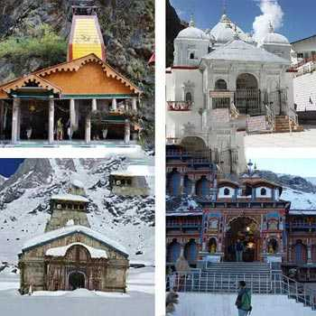 Standard Chardham Package
