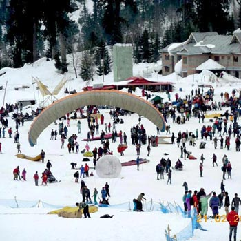 05Nights 06Days  (Chandigarh-Shimla-Manali-Chandigarh) Tour