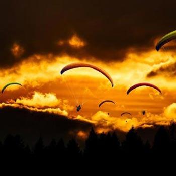 Paragliding in Shimla Tour