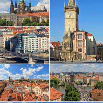 10-Day Western, Central and Eastern Europe Tour: Frankfurt to Paris