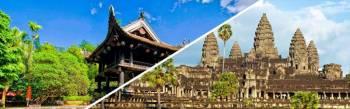 Classic Vietnam & Cambodia Saigon – Cu Chi Tunnel - Mekong Delta – Siem Reap Tour