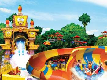 3n 4d Kualalumpur Package with Genting Highland (code: Pras F)