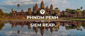 Siem Reap & Phnom Penh – Rober F