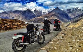 Spiti Valley Bike Tour 2020 from Delhi – TRO/F/DEBRA-1604