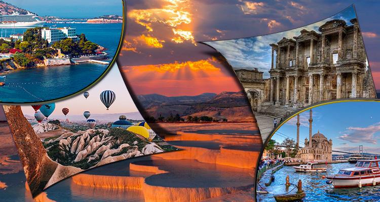 8 Day Wonderful Turkey Escorted Tour – MURTA F