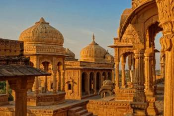 Marwar Tour Planner - Jewels of Rajasthan NANDI F