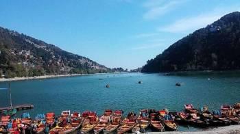 A Camping Tour to Nainital