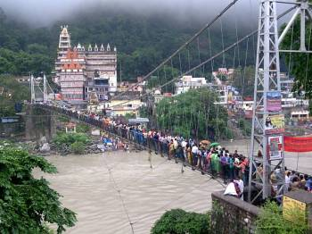 A Spiritual Sojourm With Mussoorie Tour