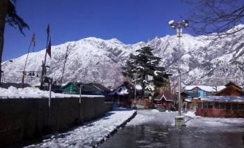 Dazzling Himachal - Honeymoon Special Tour