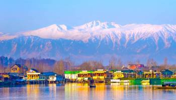 Kashmir Tour Package  05 Days Tour