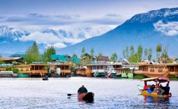 Kashmir Tour with Golden Triangle Tour 12 Days