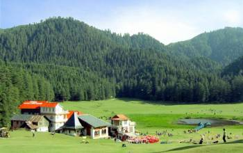 Patnitop with Sonmarg Tour 08 Days