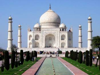 Golden Triangle With Golf Tour
