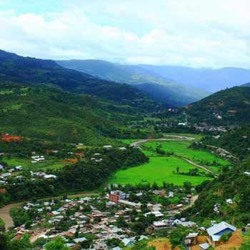 Manipur Tour 4 Nights / 5 Days