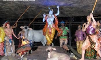 Evening Vrindavan Darshan Tour 6 Days